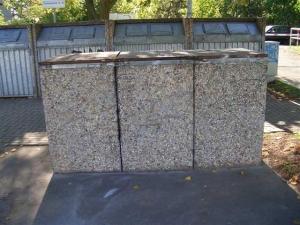 Graffiti-Reinigung Nachher